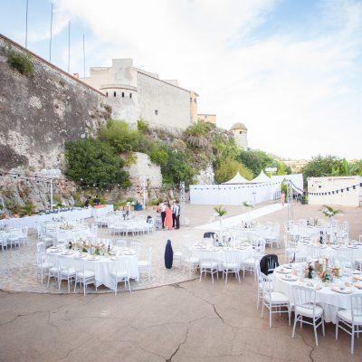 Dinner at the citadelle