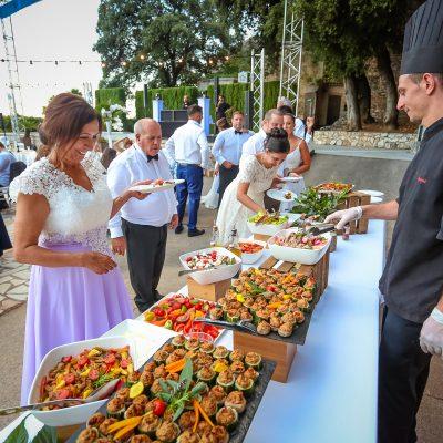 provençal buffet