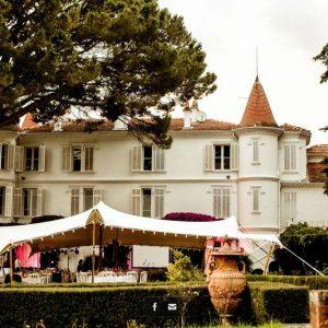 chateau de garibondy by De Bouche en Bouche